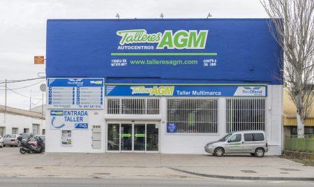 Talleres AGM | Tu taller de confianza en Albacete