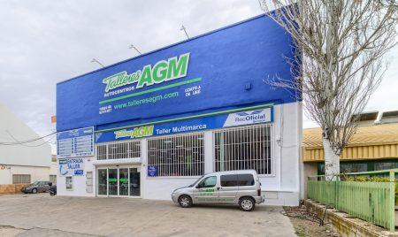 Contacto Talleres AGM Albacete | Puntos de contacto