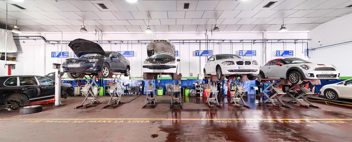 Taller mecánico Albacete | Mantenimiento coches Albacete