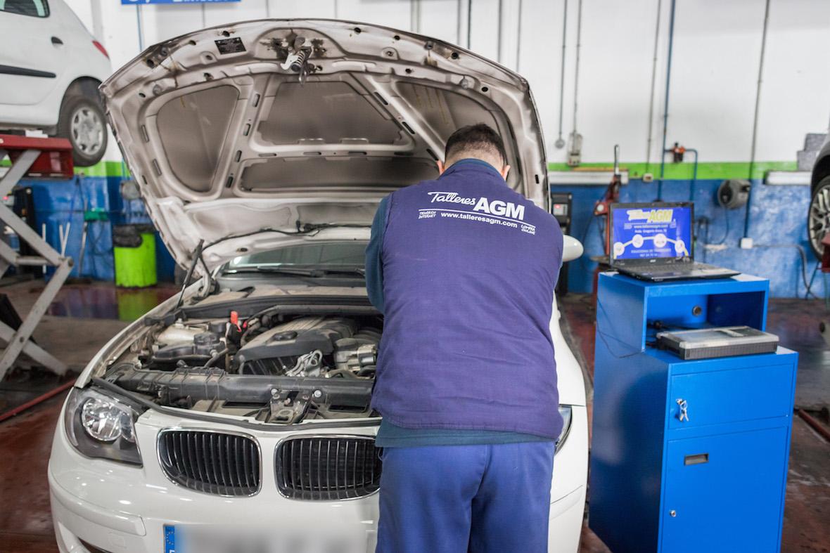 Mantenimiento de coches en Albacete