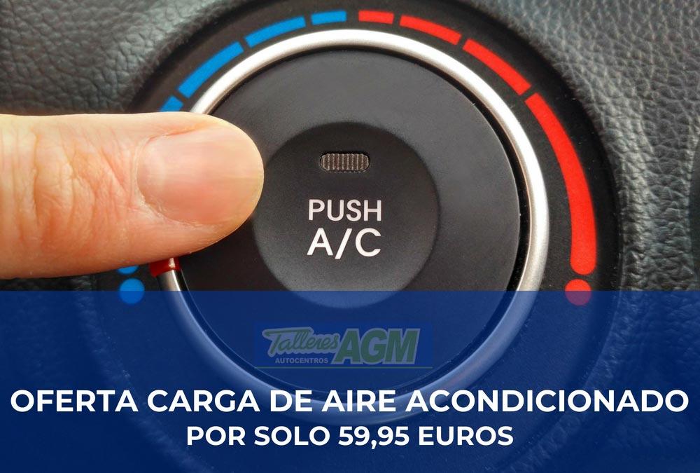 Carga Aire Acondicionado Albacete talleres baratos