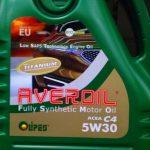 Olipes averoil 5w30 5 L