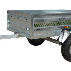 Remolque carga serie ecoline | Talleres AGM Albacete