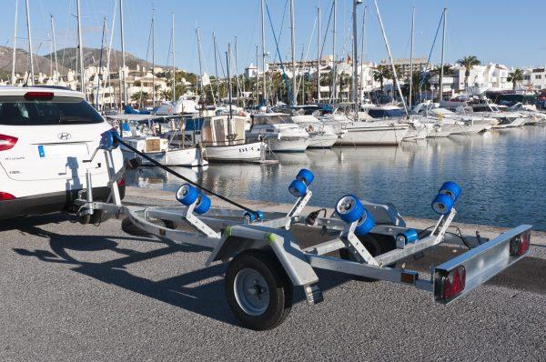 Remolques de moto de agua | Talleres AGM Albacete