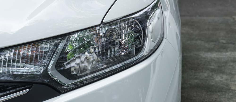 Reparación luces coche