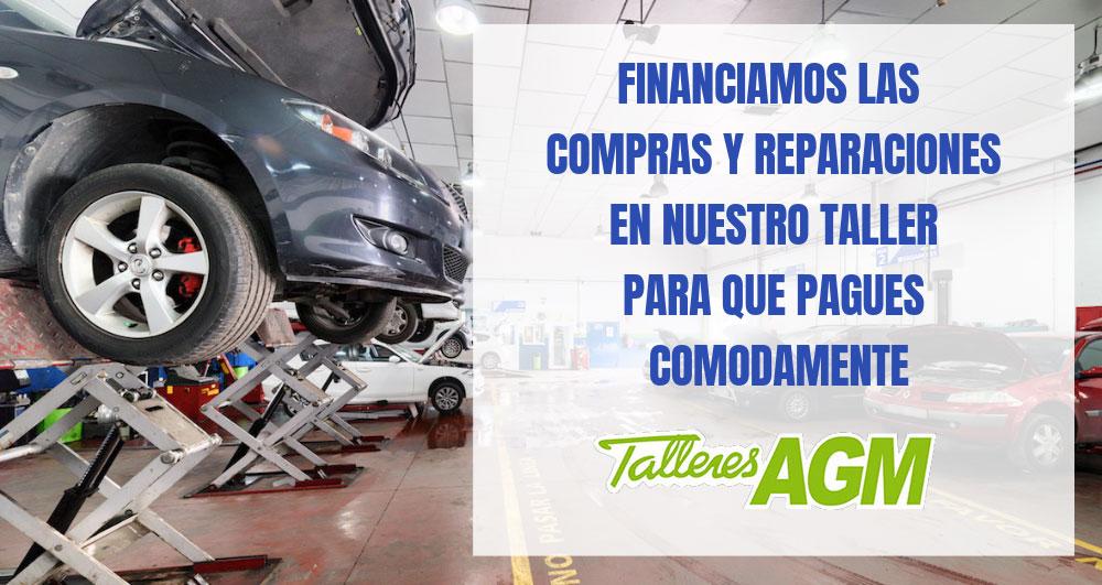 Financiación de las compras y reparaciones | Talleres AGM Albacete
