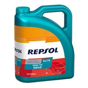 Aceite Repsol Elite 50501 TDI