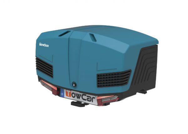 Portaequipajes Towbox V3 Marine Blue
