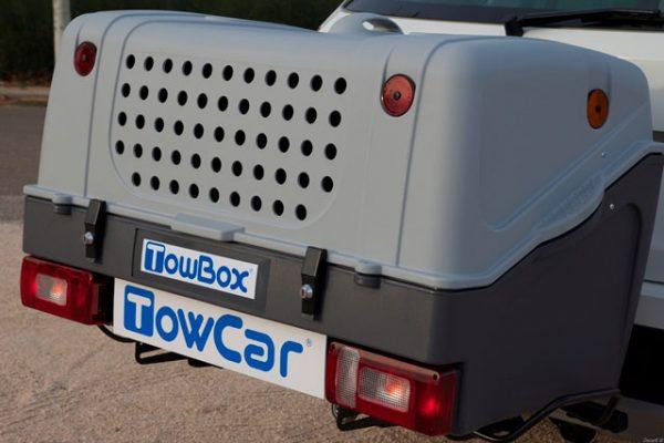 Towbox Dog Gris V1
