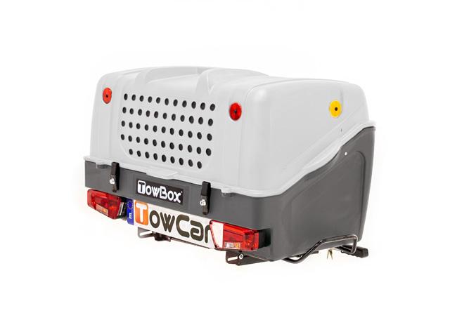 Towbox V1 Dog Gris