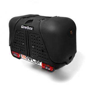 Portaperros Towbox V2 Negro | Talleres AGM