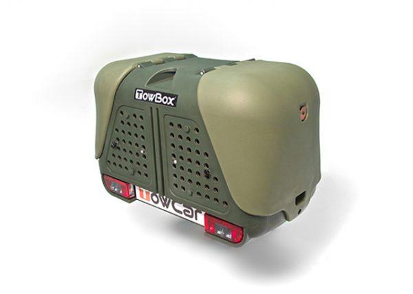 Portaperros Towbox V2 Dog Verde