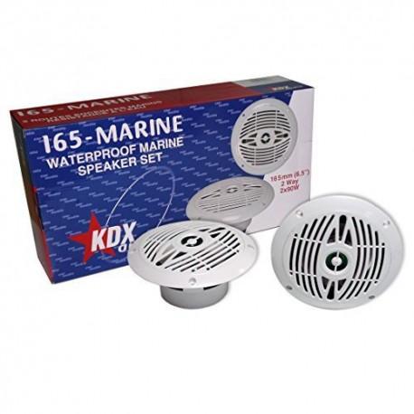 Juego de altavoces para Nautica 165 Marine
