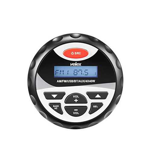 Reproductor Marine MP3   Talleres AGM Tienda Online
