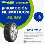 Promoción neumáticos Albacete