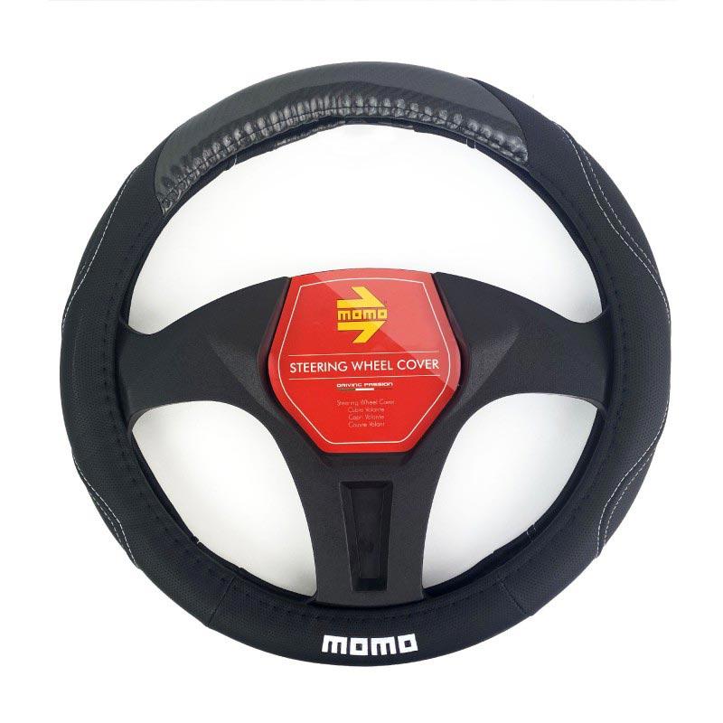 Funda volante Momo SWC 020 Black