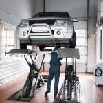 Sistema de suspensión de coches en Albacete
